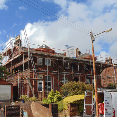 Roofers Amp Roofing Services For Glasgow Southside Amp Glasgow